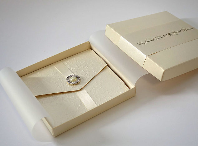 Wedding Invitation In A Box: Wedding Invitation Kits UK
