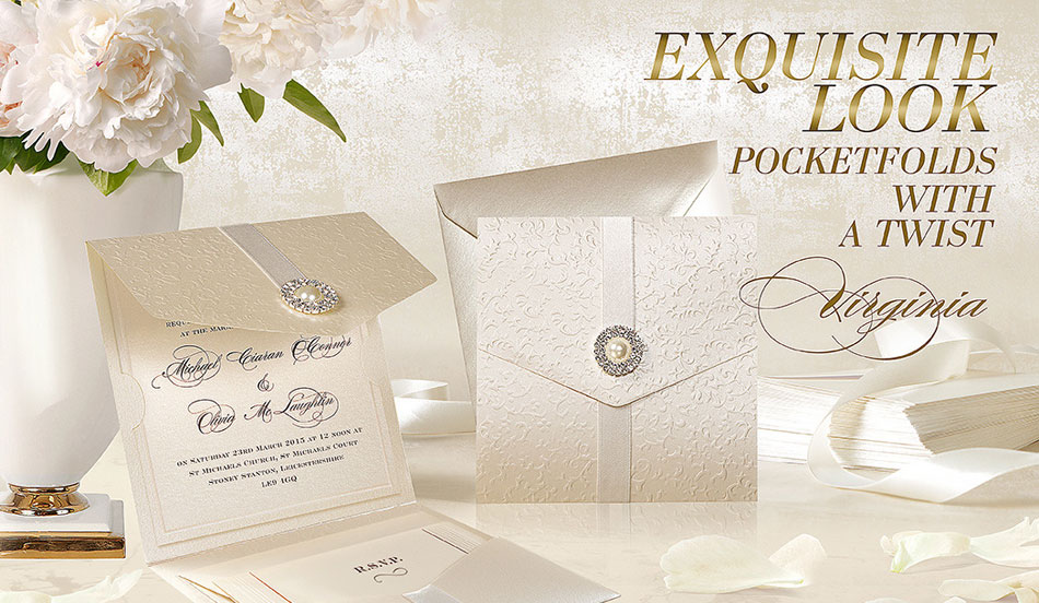 Wedding Invitations England: Couture Invites You'll Love